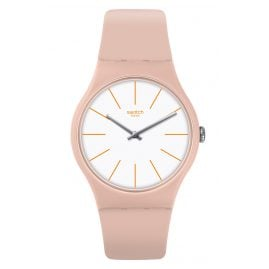 Swatch SUOT102 Armbanduhr Beigesounds
