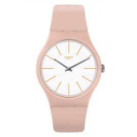 Swatch SUOT102 Wrist Watch Beigesounds