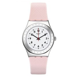 Swatch YLS200 Irony Ladies Watch Pink Reflexion