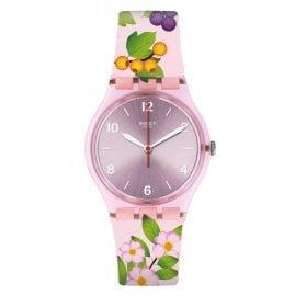 Swatch GP150 Ladies Watch Merry Berry