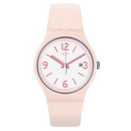 Swatch SUOP400 Damenuhr English Rose