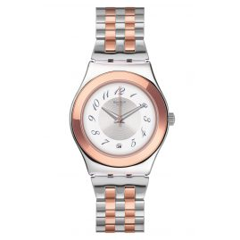 Swatch YLS454G Irony Two-Colour Ladies Watch Midimix
