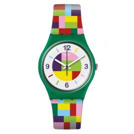 Swatch GG224 Damenuhr Tet-Wrist