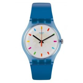 Swatch SUON125 Armbanduhr Color Square
