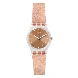 Swatch LK354D Damenuhr Pinkindescent Too