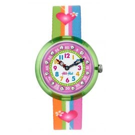 Flik Flak FBNP003 Stripy Stripes Girls Watch