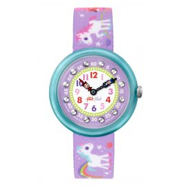 Flik Flak FBNP033 Magical Unicorns Mädchenuhr