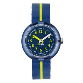 Flik Flak FPNP023 Yellow Band Kinder-Armbanduhr