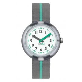 Flik Flak FPNP022 Green Band Kinderuhr
