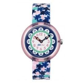 Flik Flak FBNP080 London Flower Uhr für Mädchen