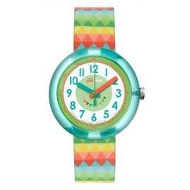 Flik Flak FPNP015 Sweet Flags Armbanduhr für Mädchen