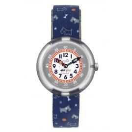 Flik Flak FBNP100 Kinder-Armbanduhr Scott'n'Terry