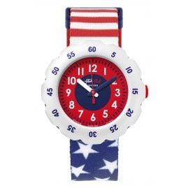 Flik Flak FPSP028 Kinderuhr Stars And Stripes