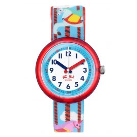 Flik Flak FPNP031 Children's Watch Mary Go Around