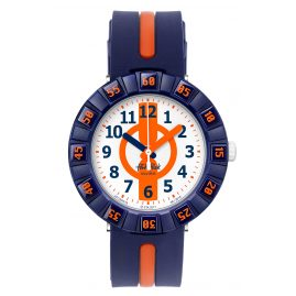Flik Flak FCSP078 Kinderuhr Orange Ahead