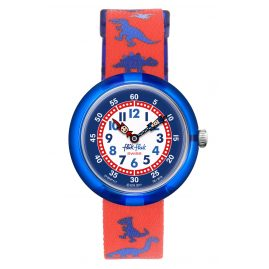 Flik Flak FBNP117 Boys' Watch Dinosauritos