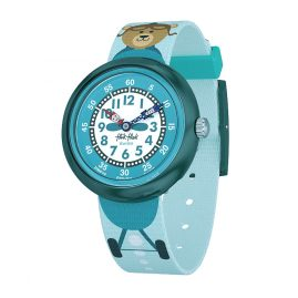 Flik Flak FBNP119 Children's Wristwatch Aerobear