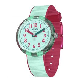 Flik Flak FPNP046 Girls' Watch Color Blast Turquoise