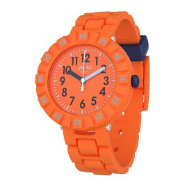 Flik Flak FCSP087 Kinderuhr Solo Orange
