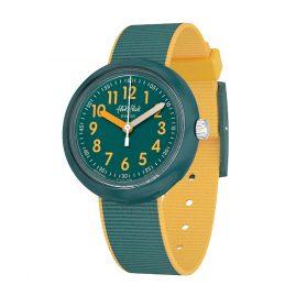Flik Flak FPNP048 Kinder-Armbanduhr Color Blast Green