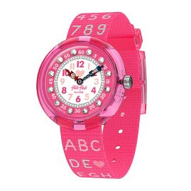 Flik Flak FBNP133 Girls' Watch Pink AB34