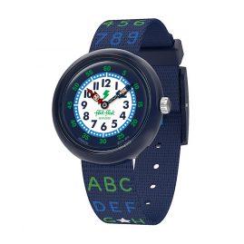 Flik Flak FBNP132 Jungen-Armbanduhr Blue AB34