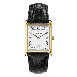 Dugena 4460726 Mens Wrist Watch Quadra Classica