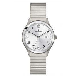 Dugena 4460762 Titanium Mens Watch Bari