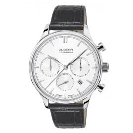 Dugena 7000200 Premium Herrenarmbanduhr Chronograph Sigma
