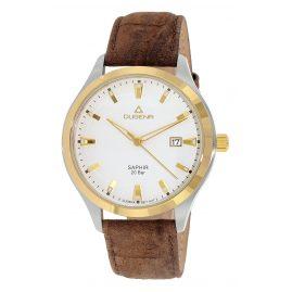Dugena 4460971 Men's Watch Tresor Master Two-Colour