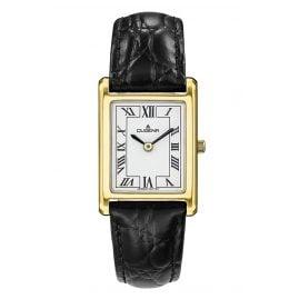 Dugena 4460725 Damen-Armbanduhr Quadra Classica