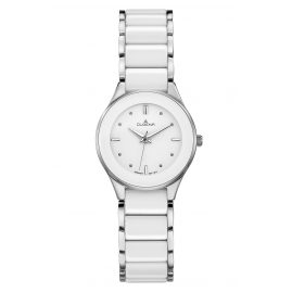 Dugena 4460772 Ladies Watch Ronda Ceramica