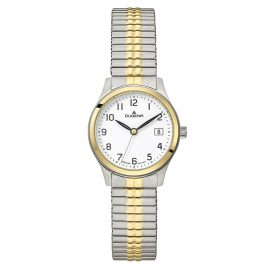 Dugena 4460757 Ladies Watch Bari Two-Colour