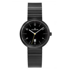 Dugena 4460683 Damen-Armbanduhr mit Zugband Skater