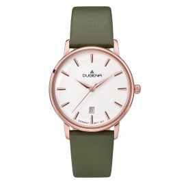 Dugena 4460788 Ladies Watch Festa Femme Green
