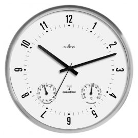 Dugena 4277430 RC Wall Clock