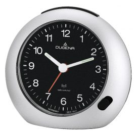 Dugena 4460384 Radio-Controlled Alarm Clock