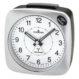 Dugena 4460607 Radio-Controlled Alarm Clock
