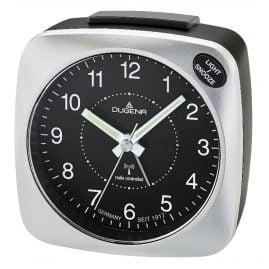 Dugena 4460606 Radio-Controlled Alarm Clock