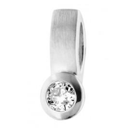 trendor 88438 Silber Diamant-Anhänger