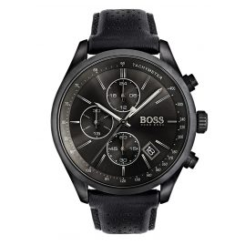 Boss 1513474 Chronograph Herrenuhr Grand Prix