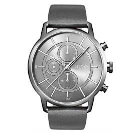 Boss 1513570 Herrenuhr Chronograph Architectural
