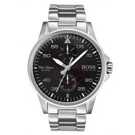 Boss 1513518 Herrenuhr Multifunktion Aviator