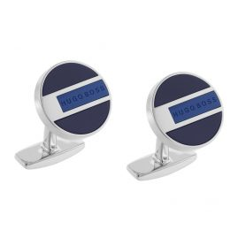 Boss 50396929-433 Cufflinks Remo Blue