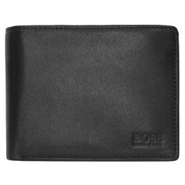 Boss 50250280 Arezzo Gents Wallet Black
