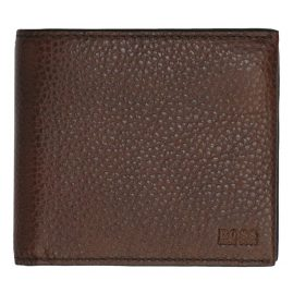 Boss 50385950 Mens Wallet Traveller Brown