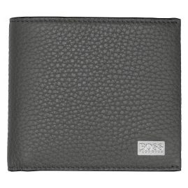 Boss 50390403 Mens Wallet Crosstown Medium Grey