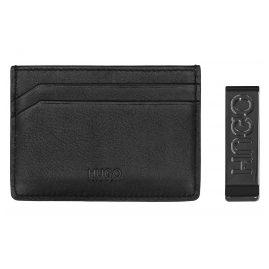 Hugo 50390550 Credit Card Case Set Black