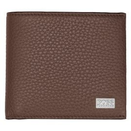 Boss 50390403 Mens Wallet Crosstown Pastel Brown