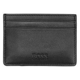 Boss 50397487 Credit Card Case Majestic Black